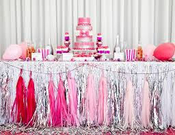 decorations for bridal shower 17 pretty pink decoration ideas for bridal shower style motivation