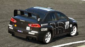 2007 mitsubishi lancer evolution x tc gt5 by vertualissimo on