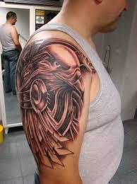 tattoos black eagle designs ideas justin bieber