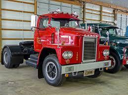 dodge semi trucks howard historical trucking s 1968 dodge 800 semi tractor t flickr