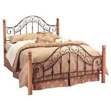 Wood And Iron Bedroom Furniture by Metal Headboards You U0027ll Love Wayfair