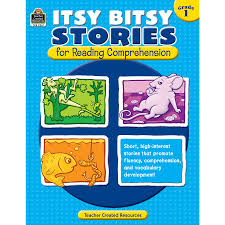 Reading Comprehension 7th Grade Worksheets Itsy Bitsy Stories For Reading Comprehension Grade 1 Tcr3261