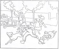 lds coloring pages i can be a good exle mormon history coloring book 1923 june response to good