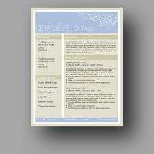 37 best masculine resume templates images on pinterest cv ideas