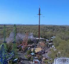 Six Flags Agawam Hours Sky Screamer Testing At Six Flags New England Theme Park News