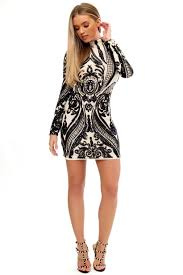 long sleeve dresses u0026 bandage styles miss g couture