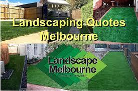 free landscaping quotes melbourne landscape melbourne get a free