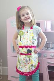 the ruffle apron pdf pattern for elli and chloe plus a