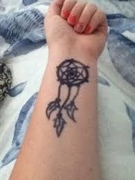 dreamer with a dreamcatcher d henna tattoo henna pinterest