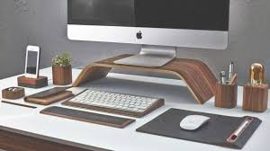 Cool Things For Office Desk Modern Cool Things To Put On Your Desk With Regard Make Decor Look