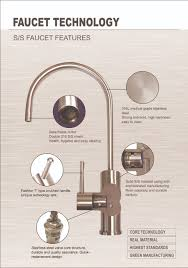 faucet kitchen sus 304 stainless steel faucet diverter valve buy