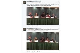 interfaith event sparks misunderstanding goes viral vanguard