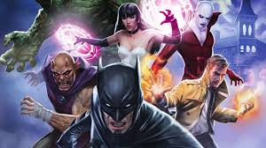 justice league justice league dark review ign