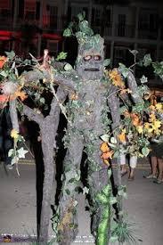 Tree Halloween Costumes Walking Tree Costume Tree Costume Costumes Homemade Costumes