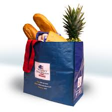 commissaries to give patrons reusable shopping bags u003e u s