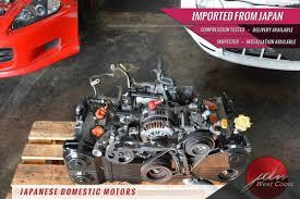 subaru wrx engine block subaru impreza wrx engine 02 05 turbo ej205 longblock 2 0 non avcs jdm