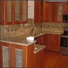 Travertine Tile For Backsplash In Kitchen - kitchen tile backsplash design ideas