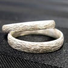 simple wedding band custom made sterling silver hammered texture simple wedding band
