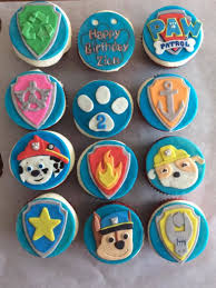 paw patrol cupcakes cakecentral