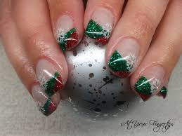 christmas gel nails nails pinterest christmas gel nails
