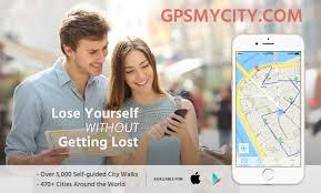 Walking Map App Gpsmycity Walking Tours In 1 000 Cities Worldwide