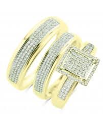 marriage rings sets trio wedding set trio wedding ring sets from midwest jewellery