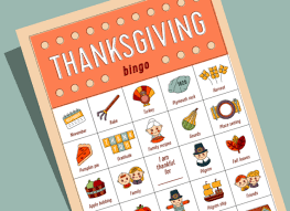 free printable thanksgiving bingo cards for and adults