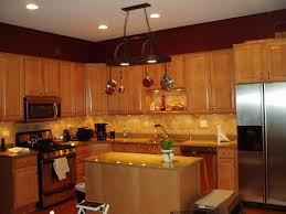 maple wheat schrock cabinets venetian gold granite tumbled