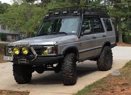 1997 land rover discovery off road discovery ii rovertym 4