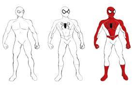 draw spiderman comic spiderman drawing