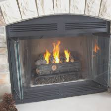 modern gas fireplace logs echelon direct vent gas fireplaces by