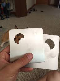 my beverage coasters are also bottle openers rebrn com