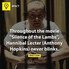 Silence Of The Lambs Meme - 8fact on twitter throughout the movie silence of the lambs