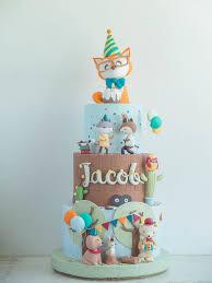 hipster animals cake cottontail cake studio cake pegs