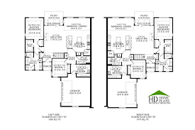 multi family house plans triplex collections of multi residential plans free home designs photos