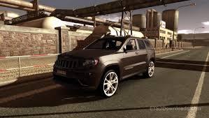 jeep grand cherokee brown jeep grand cherokee srt8 euro truck simulator 2 mods