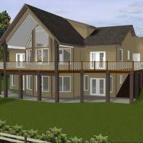 walk out basements home architecture house plan house plans with walkout basements