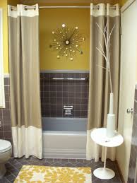 Designer Shower Curtain by Masculine Shower Curtains Brown Fabric Shower Curtain Idea With