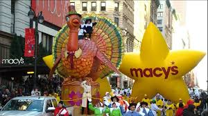 macy s thanksgiving day parade performances travel hymns