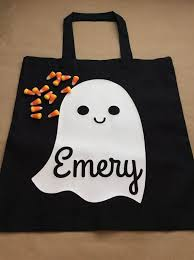 personalized trick or treat bags best 25 trick or treat bags ideas on trick or treat