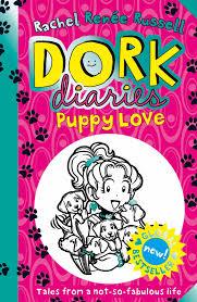 dork diaries puppy love book by rachel renee russell official