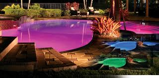 led lighting traditional pool other