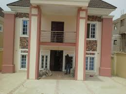 5 bedroom detached house for sale within golf estate enugu