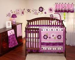 Baby Bedding Crib Set Purple Baby Bedding Crib Sets All Modern Home Designs Purple