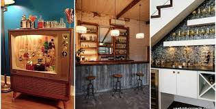 bar ideas 15 basement bar ideas to redefine your events useful diy projects