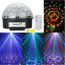 supertech led magic ball light instructions magic ball usb bluetooth mp3 rgb led stage light scene christmas ktv