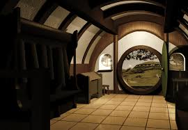 hobbit home interior interior of a hobbit s home by sqwarlock on deviantart
