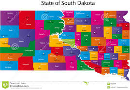 Map Of The South Map Of Colorado Royalty Free Stock Image Image 10182966