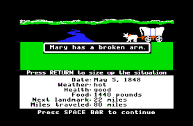Oregon Trail Meme - meals meager pace grueling