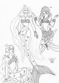 Mako Mermaids Coloring Pages Many Interesting Cliparts H2o Coloring Pages